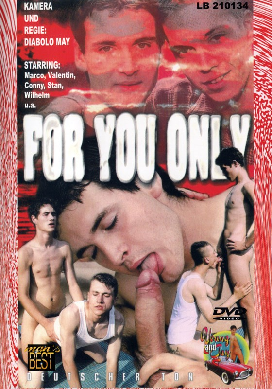 For You Only DVD - Front
