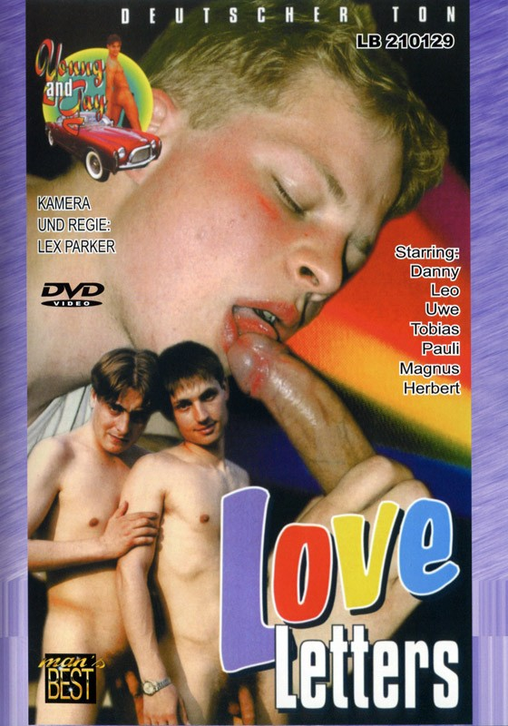 Love Letters (Young & Gay) DVD - Front