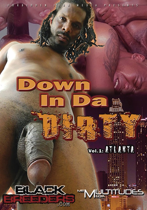 Down In Da Dirty DVD - Front