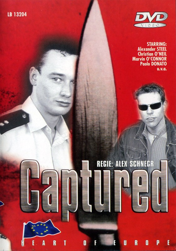 Captured DVD - Front
