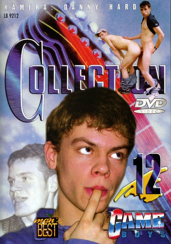 Game Boys Collection 12 - Sommer Triebe + The Old Gay DVD - Front