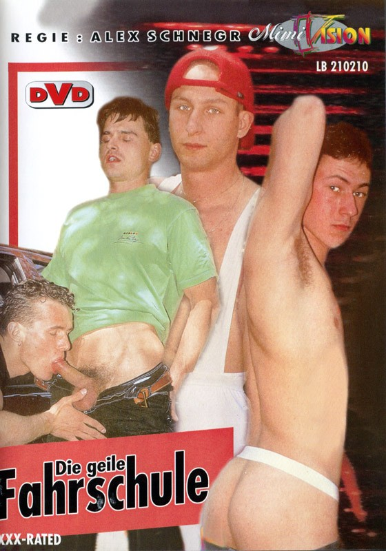 Die Geile Fahrschule DVD - Front