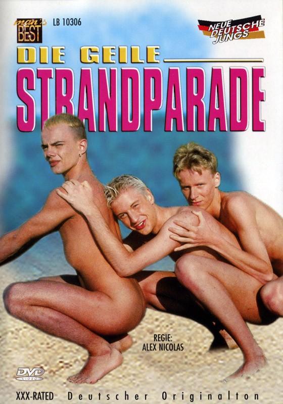 Die Geile Strandparade DVD - Front