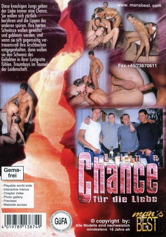 Eine Chance Für Die Liebe DVD - Back