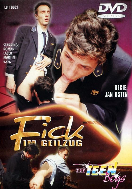 Fick Im Geilzug DVD - Front