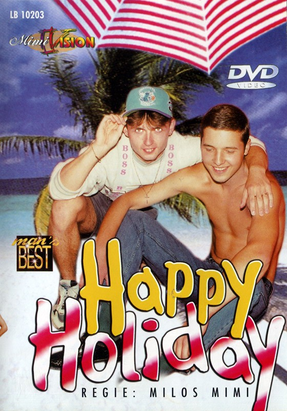 Happy Holiday DVD - Front