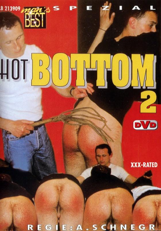Hot Bottom 2 DVD - Front