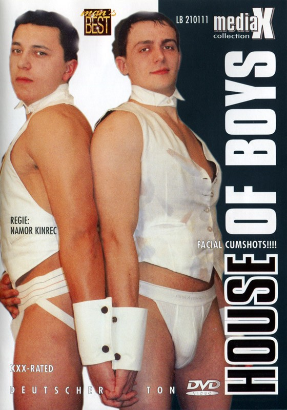 House of Boys DVD - Front