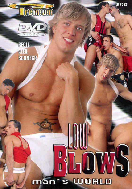 Low Blows DVD - Front