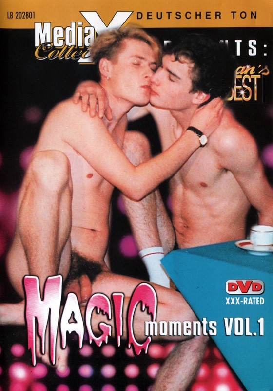 Magic Moments Vol. 1 DVD - Front