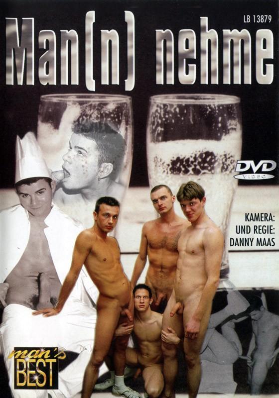 Man(N)Nehme DVD - Front