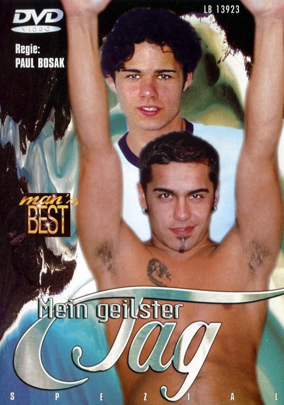 Mein Geilster Tag DVD - Front