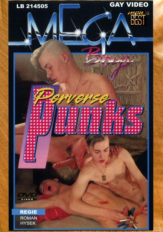 Perverse Punks + Fantasies DVD - Front