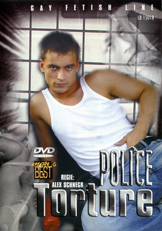 Police Torture 01 DVD - Front