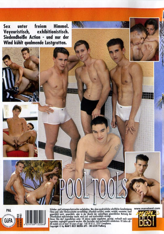 Pool Tools (Heart of Europe) DVD - Back