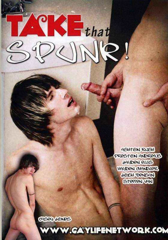 Take that Spunk! DVD - Front