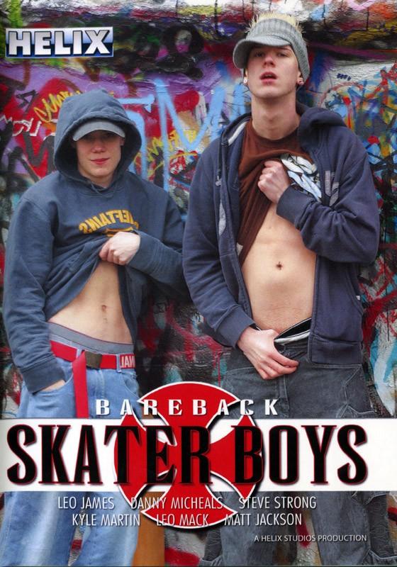 Skater Boys (Helix) DVD - Front