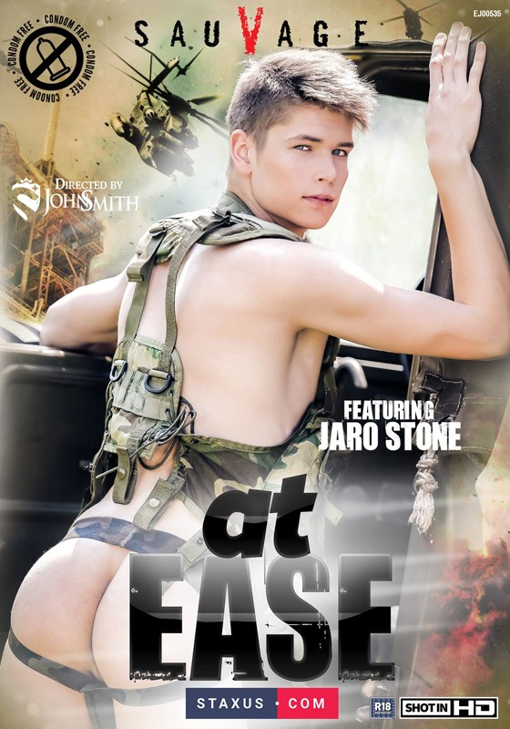 At Ease DVD - Front
