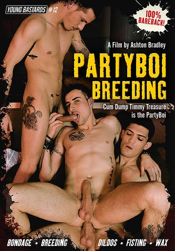 Partyboi Breeding DVD - Front