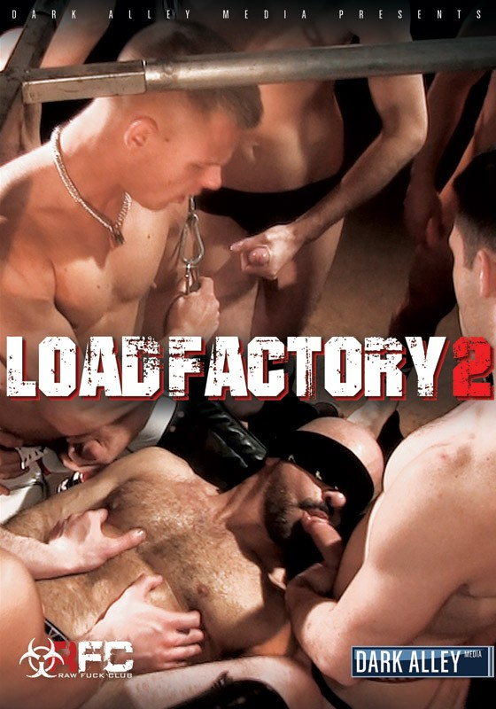 Load Factory 2 DVD - Front