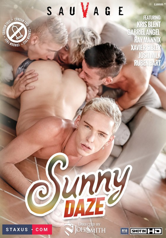Sunny Daze DVD - Front