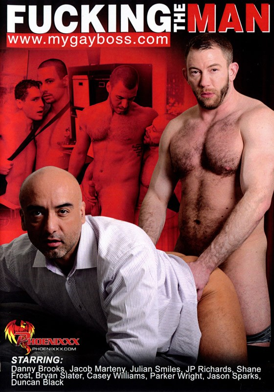 Fucking The Man DVD - Front
