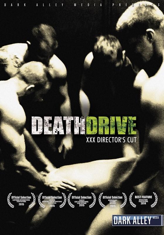 Death Drive (XXX Director's Cut) DVD - Front