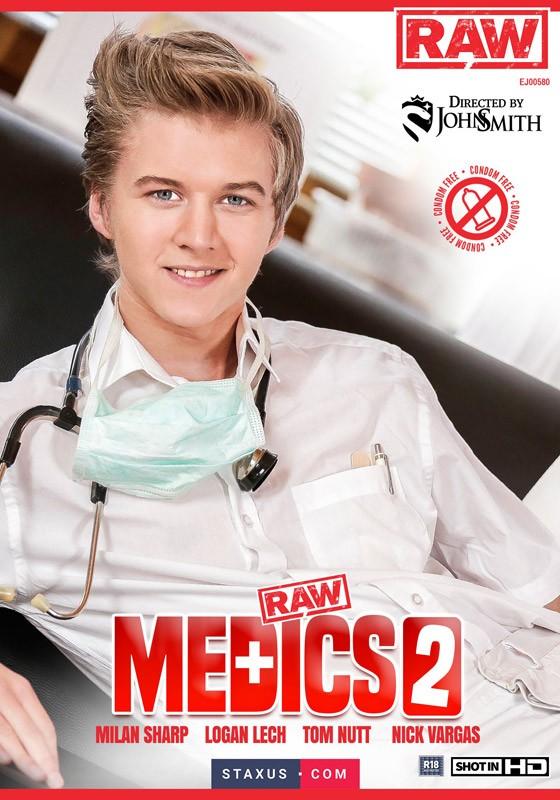 Raw Medics 2 DVD - Front