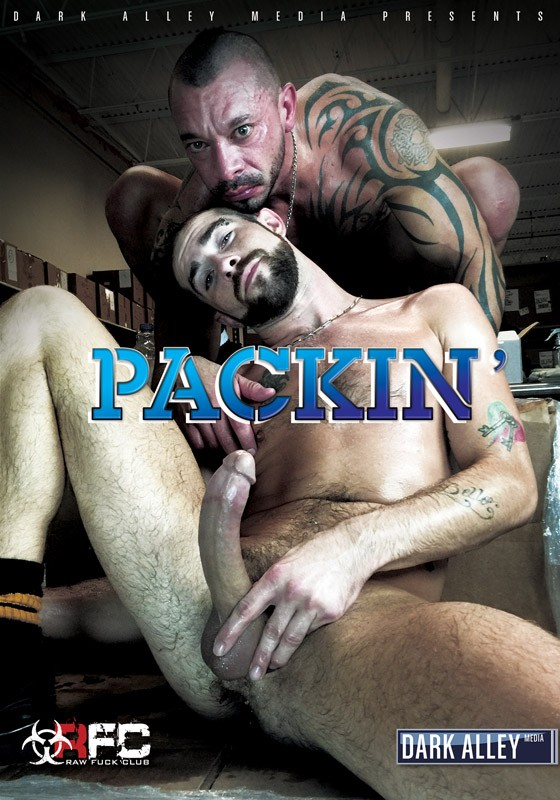 Packin' DVD - Front