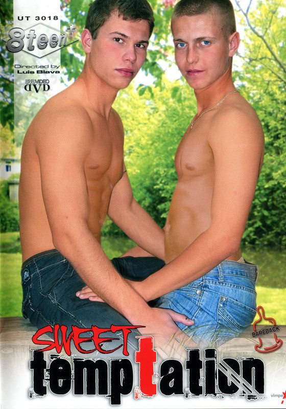Sweet Temptation (8teen+) DVD - Front