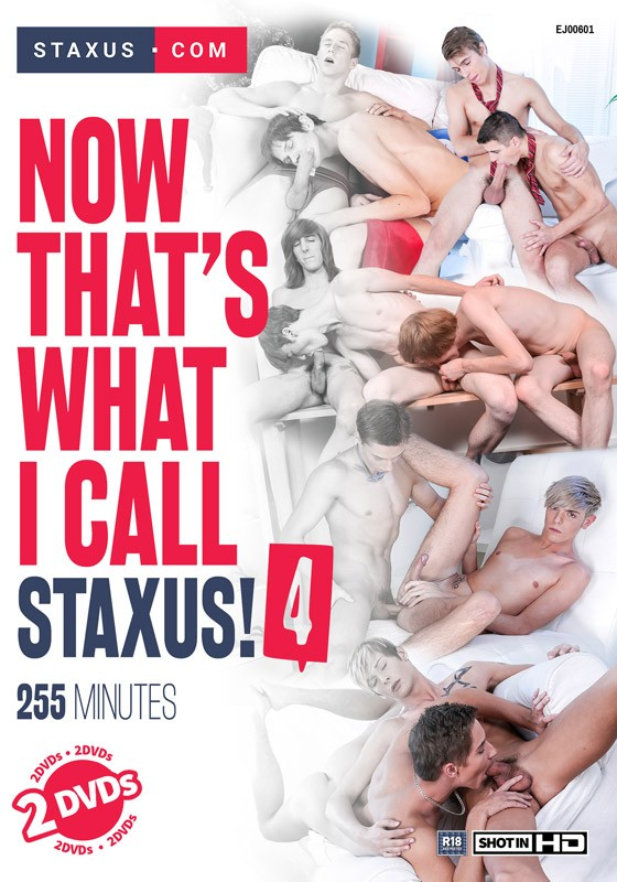 Now That's What I Call Staxus! 4 DVD - Front