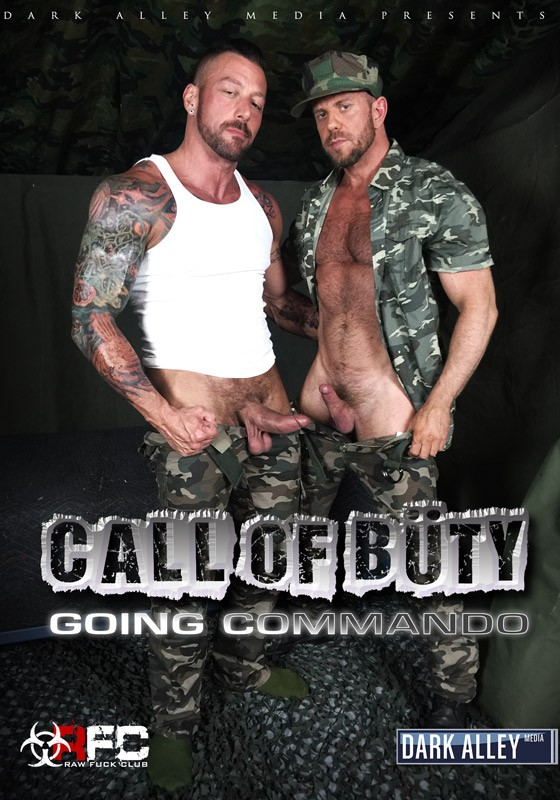 Call of Büty: Going Commando DVD - Front