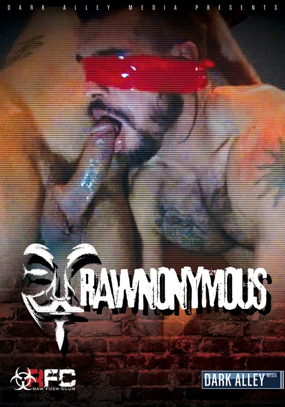 Rawnonymous DVD - Front