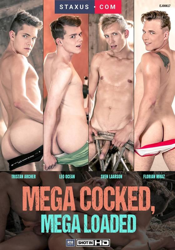 Mega Cocked, Mega Loaded DVD - Front