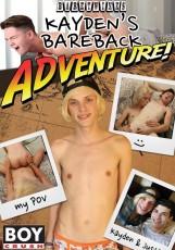 Kayden's Bareback Adventure! DVD
