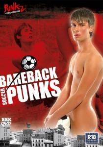 Bareback Soccer Punks DVDR