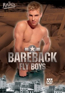 Bareback Fly Boys DVDR