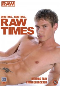 Raw Times DVDR