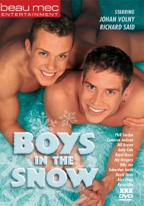 Boys in the Snow DVD