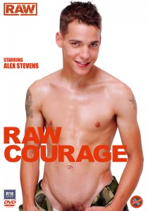 Raw Courage DVDR