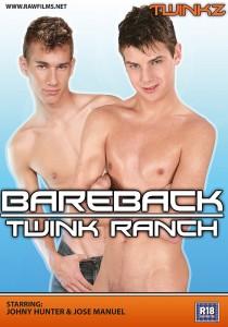 Bareback Twink Ranch DVD