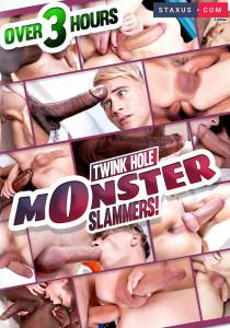 Twink Hole Monster Slammers! DVD