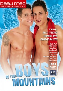 Boys in the Mountains DVD