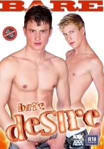 Bare Desire (BARE) DVD - Front