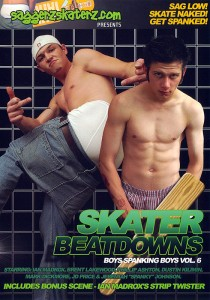 Skater Beatdowns DVD