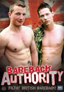 Bareback Authority DVD