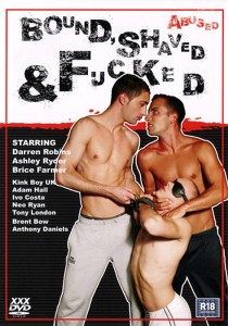 Bound, Shaved & Fucked DVD