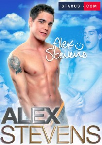 Staxus Model Collection 10: Alex Stevens DVD (NC)