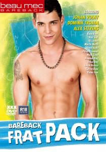 Bareback Frat Pack DVD