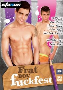 Frat Boy Fuckfest DVD
